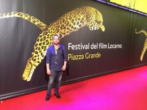 João Ribeiro (Festival de Cinema de Locarno, 2014)