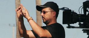 Foto de rodagem do filme